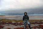 Белое море (отлив)